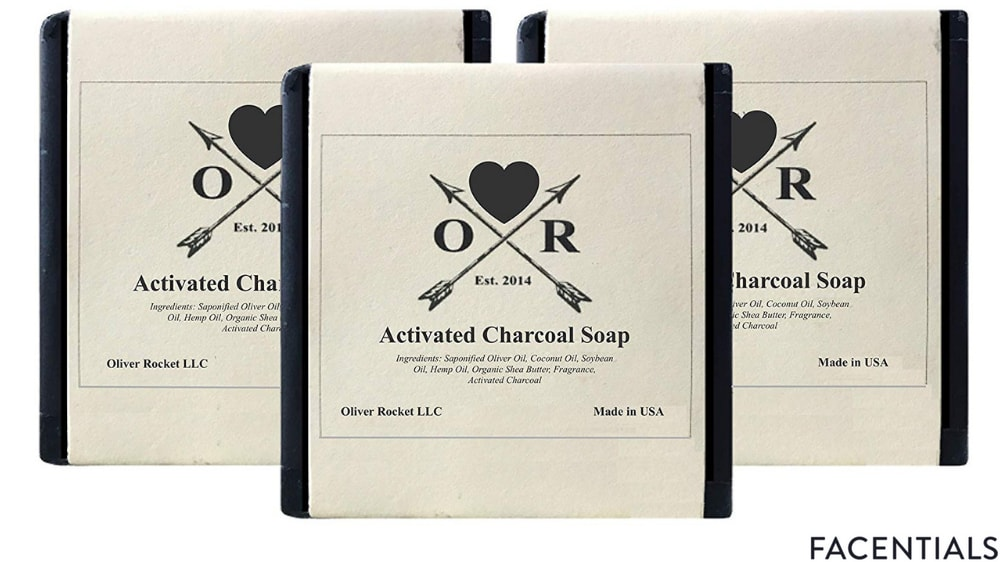 Organic Ingredients Detox Charcoal Soap #1 Best Seller! Handcrafted In Usa