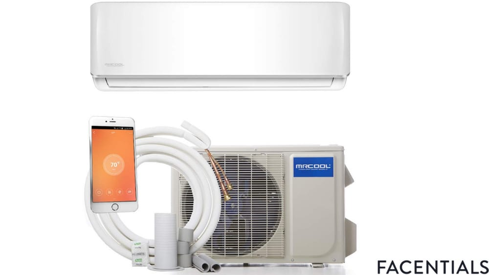 air-conditioner-ductless-mini-split-mrcool.jpg product photo