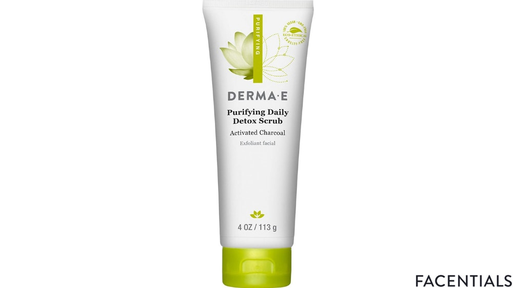 best-charcoal-face-scrub-derma-e.jpg product photo