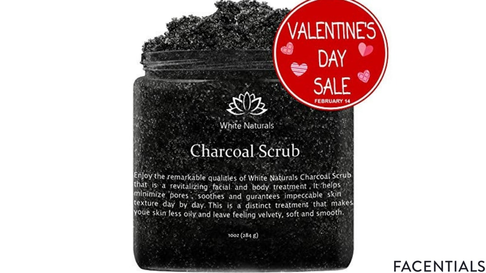 best-charcoal-face-scrub-white-naturals.jpg product photo