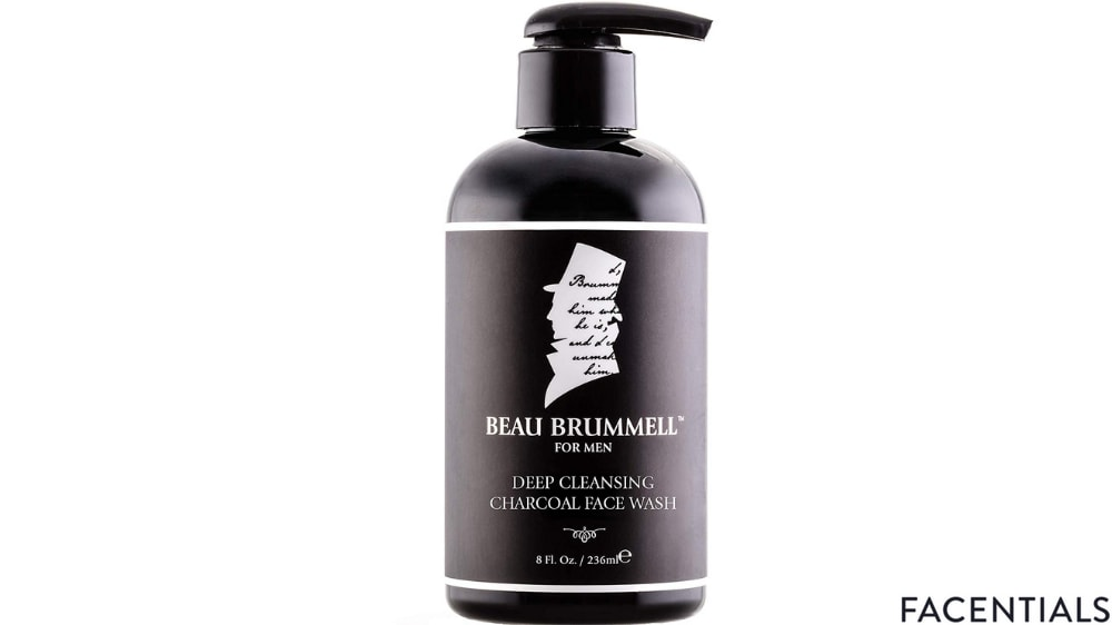 best-charcoal-face-wash-beau-brummell.jpg product photo