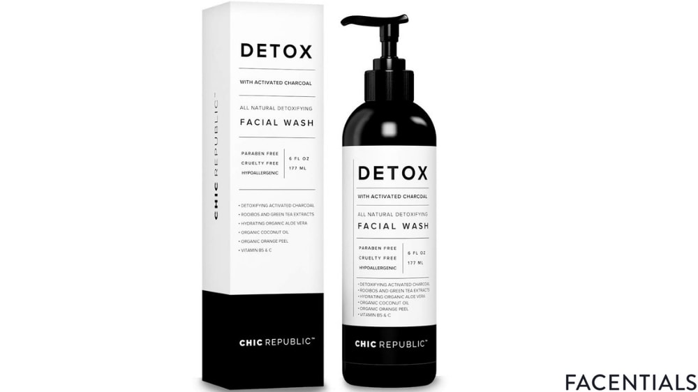 best-charcoal-face-wash-chic-republic.jpg product photo