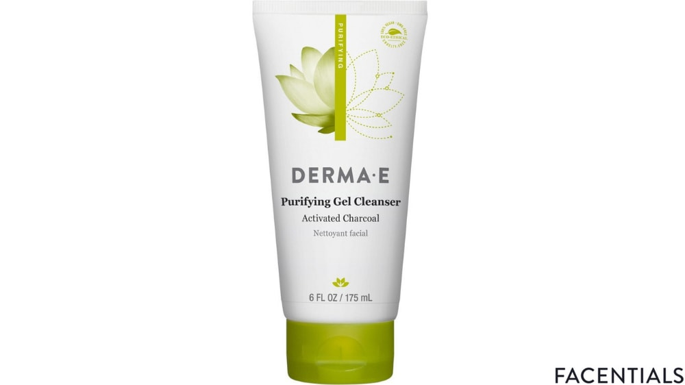 best-charcoal-face-wash-derma-e.jpg product photo