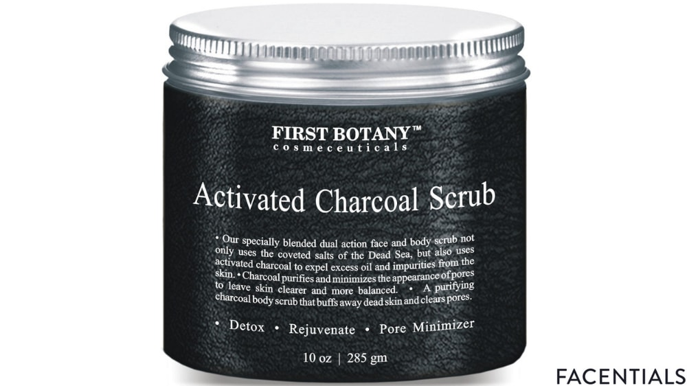 best-charcoal-scrub-firstbotany.jpg product photo