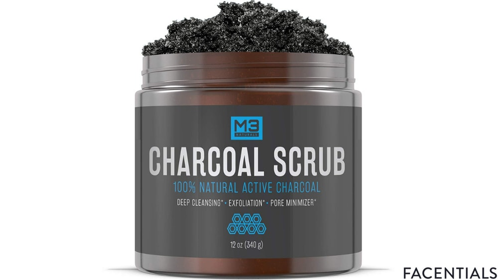 best-charcoal-scrub-m3naturals.jpg product photo
