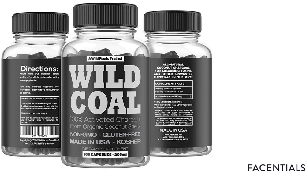 charcoal_tablets_wild_foods.jpg product photo