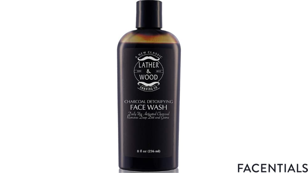 face-wash-for-men-lather-and-wood.jpg product photo
