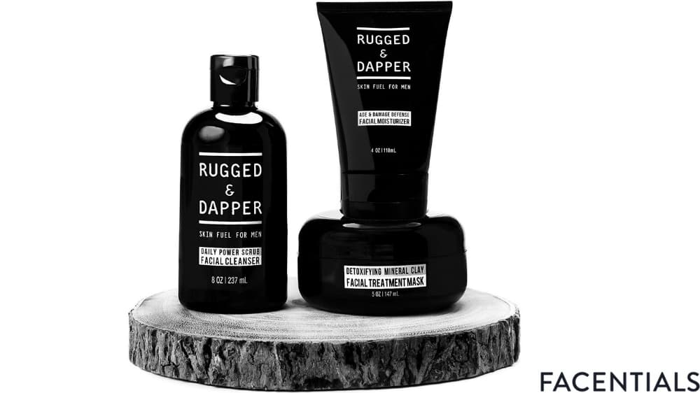 face-wash-for-men-rugged-and-dapper.jpg product photo