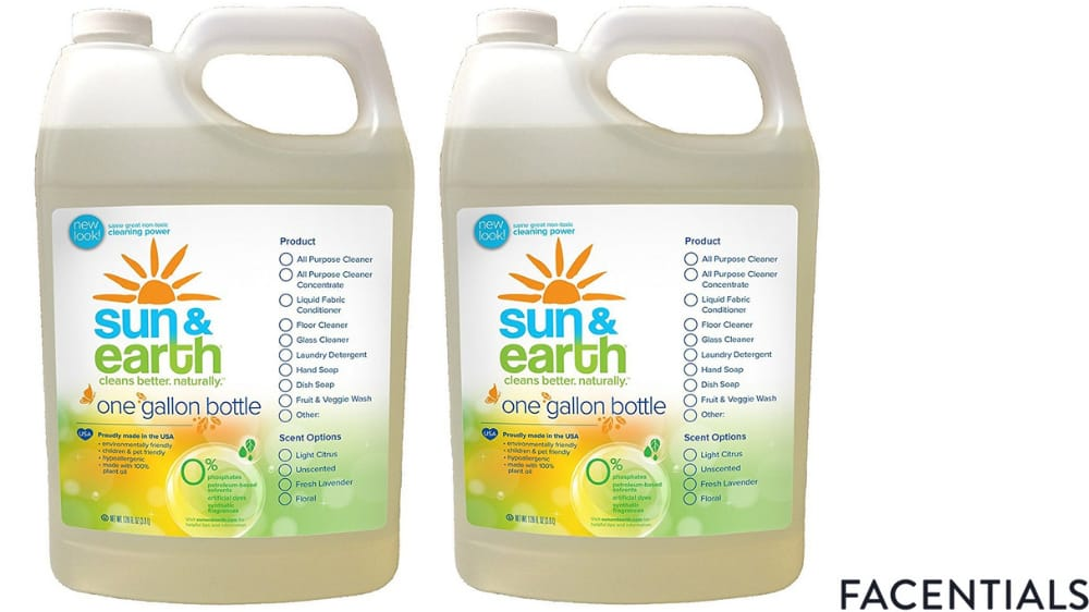 best-dish-soap-sun-and-earth.jpg product photo