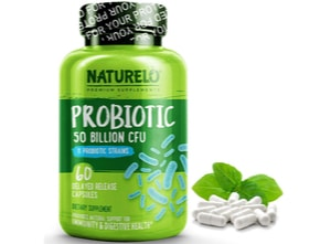 best-probiotics-naturelo product photo