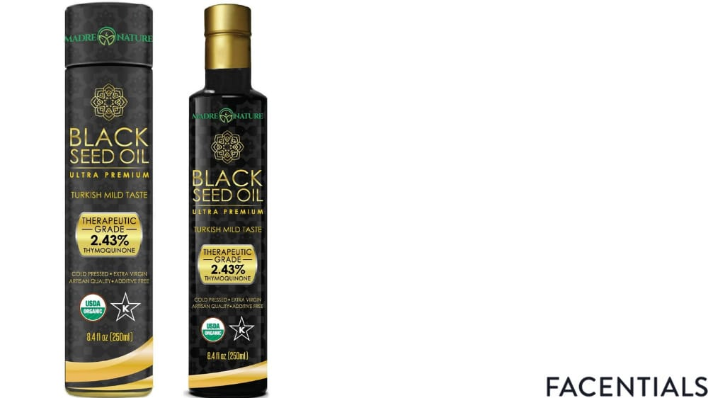 black-cumin-seed-oil-madre-nature product photo