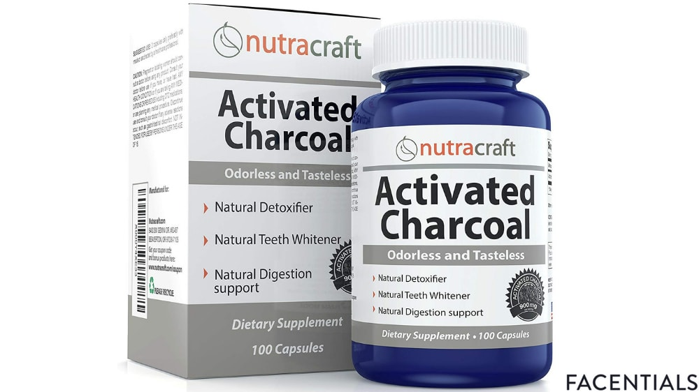 charcoal_activated_pills_nutracraft.jpg product photo