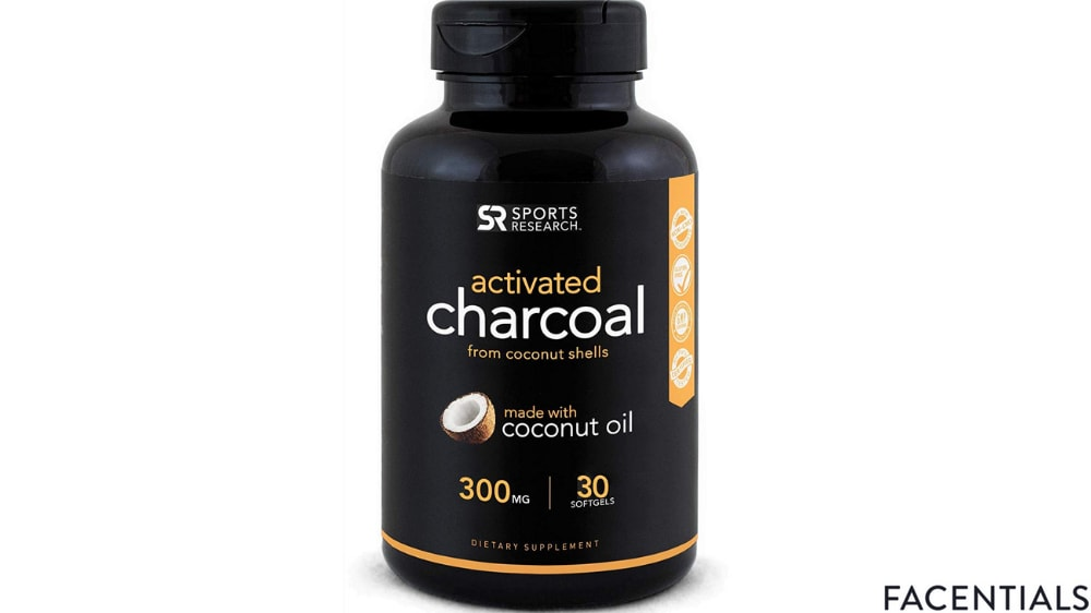 charcoal_activated_pills_sports_research.jpg product photo
