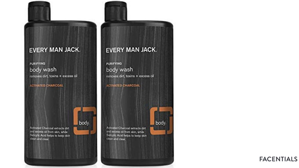 charcoal-body-wash-every-man-jack product photo