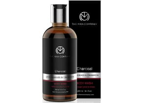 charcoal-body-wash-the-man-company product photo
