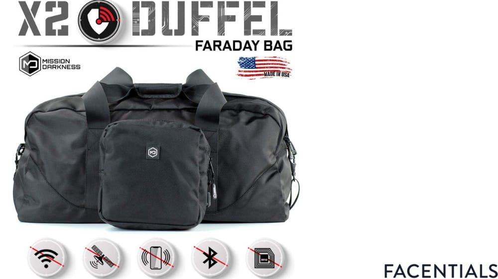 emf_shielding_mission_darkness_duffel_bag.jpg product photo