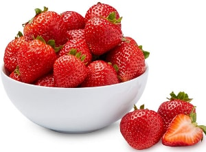 natural-seasonal-allergy-relief-organic-strawberries product photo