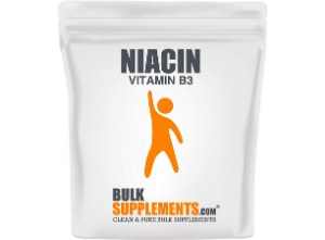 niacin-bulksupplements product photo