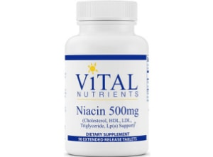 niacin-vital-nutrients product photo