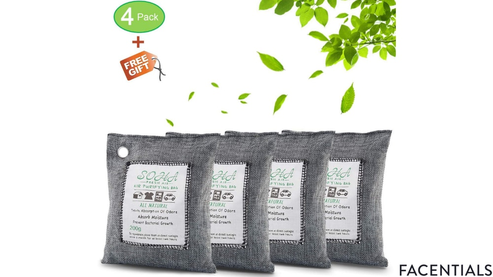 Best Odor Absorber Using Charcoal Of 2019 Buyer S Guide