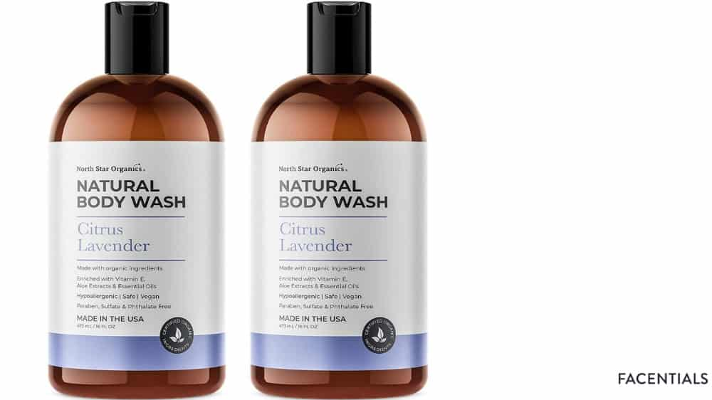 organic-body-wash-my-little-north-star product photo