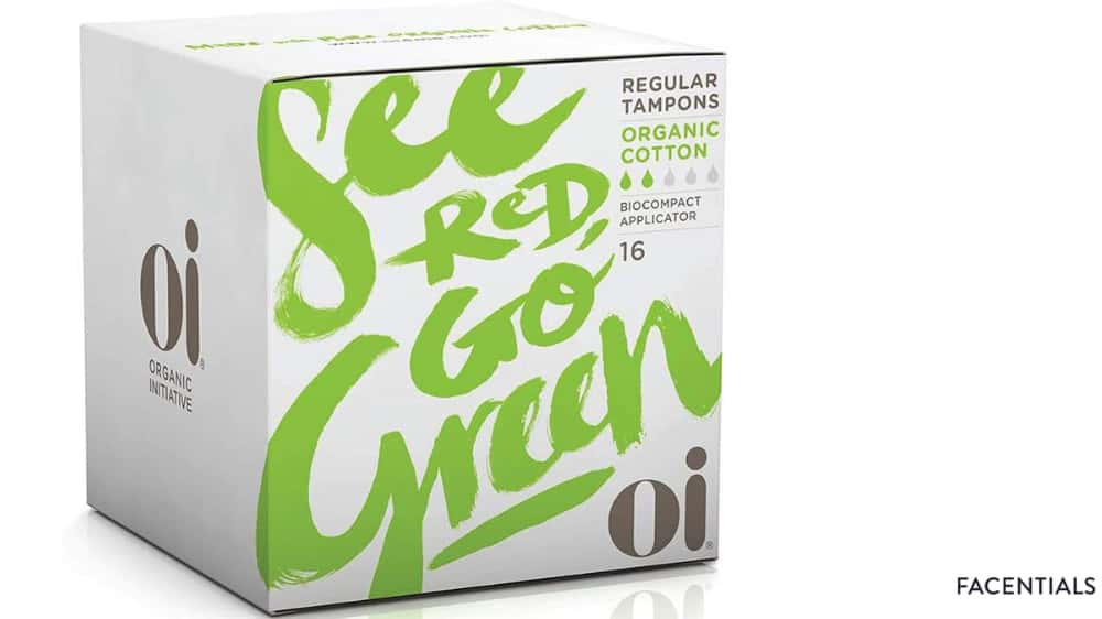 organic-tampons-oi-certified product photo